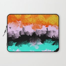 The kiss between Picasso and Matisse. Laptop Sleeve