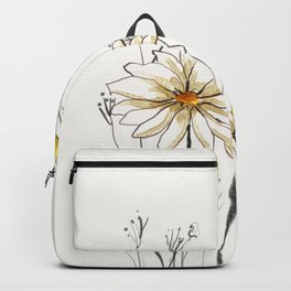 Flowers 4 Backpack