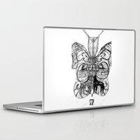 giraffes Laptop & iPad Skins featuring Giraffes. by sonigque