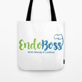 EndoBoss With Wendy K Laidlaw Tote Bag