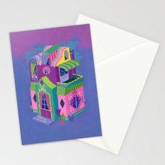 Balcony House Stationery Cards