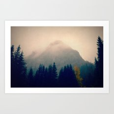 Only God Can Make a Tree Art Print