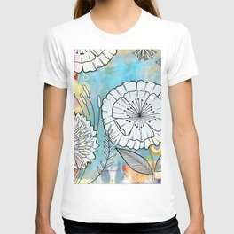 Petunia and Aster T-shirt