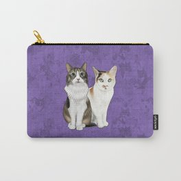 Lupin and Tonks Carry-All Pouch