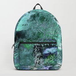 My Life in the Green Bush of Ghosts Backpack