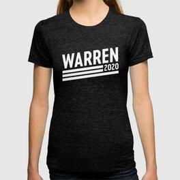 Warren 2020 Slant T-shirt