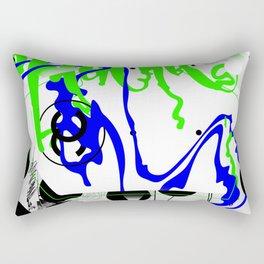 Please Tell Me More 2 Rectangular Pillow