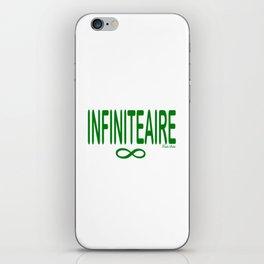 INFINITEAIRE - Rasha Stokes iPhone Skin