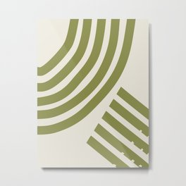 Linea 13B Metal Print