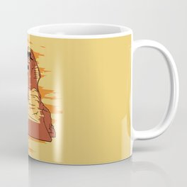 Clever sphinx disguise Coffee Mug
