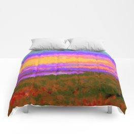 Volcanic Comforters