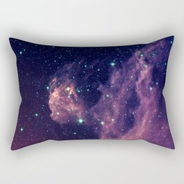 SPACE #FRDM Rectangular Pillow