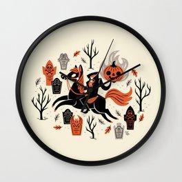 Headless Wall Clock