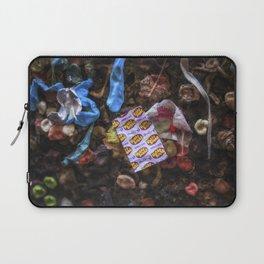 Hubba Bubba Bubblegum Alley San Luis Obispo Laptop Sleeve