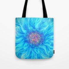 Fractal Flower 2 Tote Bag