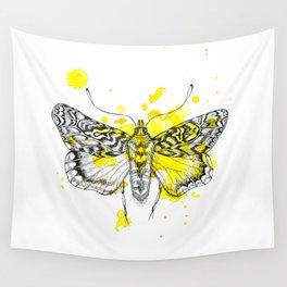 Moth Wall Tapestry