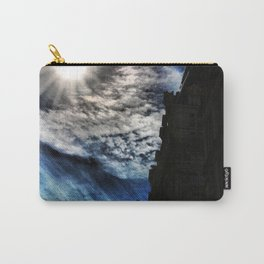 Ice Fire In The City Carry-All Pouch