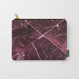 Amethyst Granite Tiles Carry-All Pouch