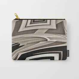 Pinch Me Black Carry-All Pouch