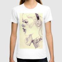 lolita T-shirts featuring lolita by adria mercuri