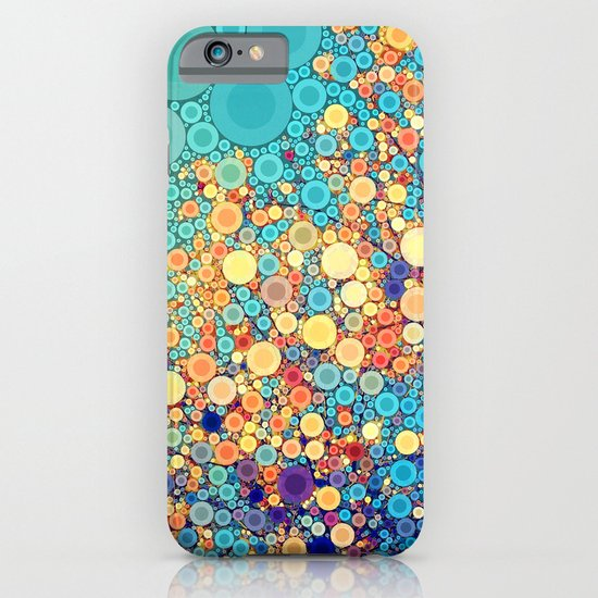 Sky and Leaves iPhone & iPod Case
