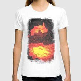 villainous island  T-shirt