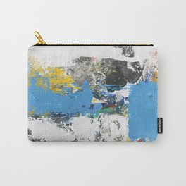 Crow Abstract Art Carry-All Pouch