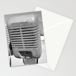 Drive in sounds Stationery Cards