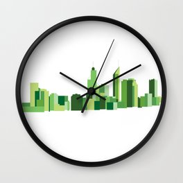Perth Wall Clock