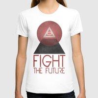 illuminati T-shirts featuring Illuminati by Ed Burczyk
