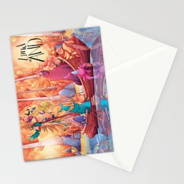 Land of AND - Boat Stationery Cards
