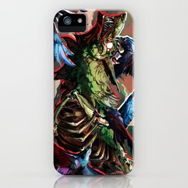 Great hunger iPhone Case