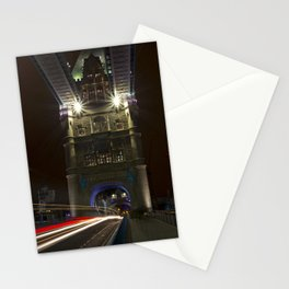 Tower Bridge London Stationery Cards