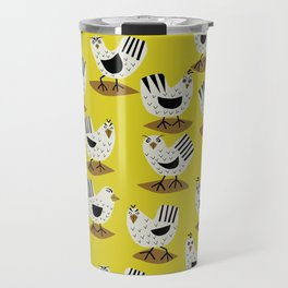Fowl Mood Travel Mug