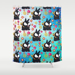 Pchan Pattern Shower Curtain