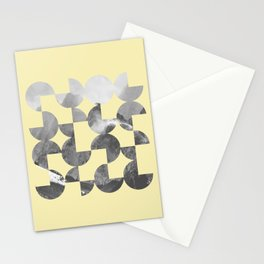 Quarter Quills 3 Stationery Cards