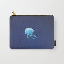 Blue Wonder Carry-All Pouch