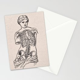 Effects of Corseting Stationery Cards