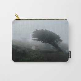 Point Reyes in the Fog Carry-All Pouch