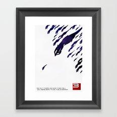 Mass Effect 3 Framed Art Print