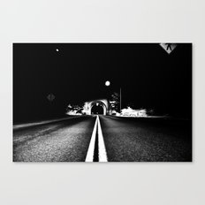 Tunnel to Tahoe Canvas Print