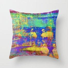 20180129 Throw Pillow