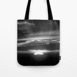 Black and White Delight Tote Bag