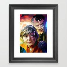 SW#36 Framed Art Print