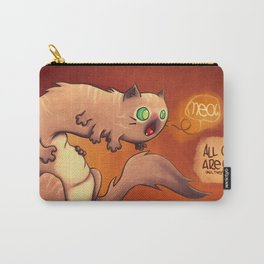 Hungry monster Carry-All Pouch