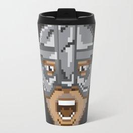 Skyrim Pixel art/ Pattern Edition Travel Mug