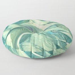 Blue Men Floor Pillow