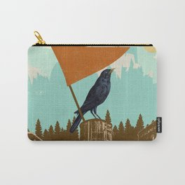 WESTERN RAVEN Carry-All Pouch