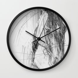 Horse (Handsome) Wall Clock