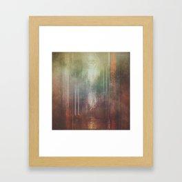 Apo-void Framed Art Print